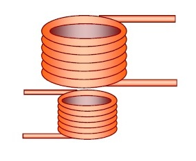 渦流コイル例1